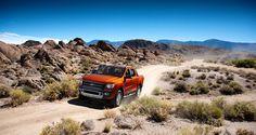 Ranger - A 2013-as év pick-up-ja