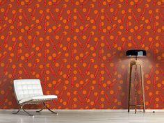 Design #Tapete Saatgut Der Aboriginals