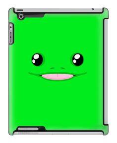 Frog Face iPad case