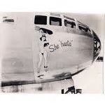 Image result for Tinian B-29 Nose Art
