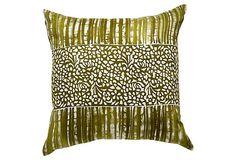 Thai Silk Bamboo Pillow