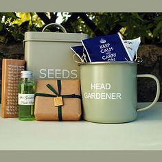 Head Gardener Gift Set
