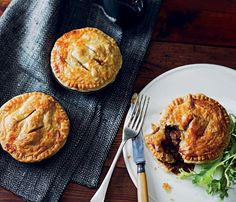It's British Pie Week 2013 and to celebrate here's a classic tasty pie recipe from Great Pub Food Beef And Guinness Pie, Guinness Pies, Pie Recipes, Cooking Recipes, Individual Pies, Pie Tops, Savory Pastry, Pub Food, Sausage Rolls