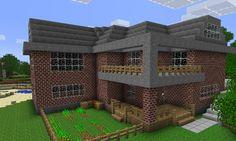 minecraft+creations | modern house Top Minecraft Creations