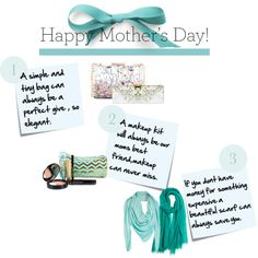 """""""Happy Mothers Day ( Gift Guide)"""" by alexiam-99 on Polyvore"""