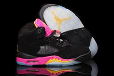 5a1d3f09a40456 Buy Hot 2013 New Nike Air Jordan 5 V Womens Shoes Black Rosa Sneaker from  Reliable Hot 2013 New Nike Air Jordan 5 V Womens Shoes Black Rosa Sneaker  ...