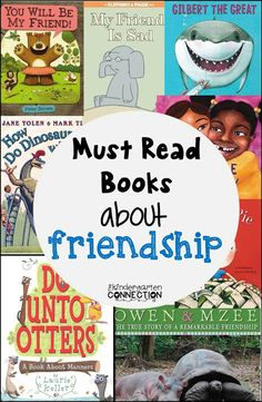 Friendship books are a great way to teach young kids about being good friends in a fun way. Kindergarten Planet and I loved sharing our favorite books about Friendship! Check out the list here! Kindergarten Books, Preschool Books, Preschool Activities, Journeys Kindergarten, Montessori Preschool, Social Emotional Learning, Social Skills, Social Work, Friendship Lessons