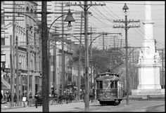 Streetcars in Augusta, GA at the turn of the century.