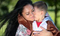 Dieťa potrebuje zažiť spokojnú mamu.