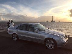 chauffeurs-dublin Wedding Car Hire, Luxury Wedding, Mercedes E Class, Ireland Wedding, Party Bus, Dublin Ireland, Limo, Modern, Vintage