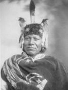 Mitch Bouyer, half French, half Sioux expert in tracking and scouting. He served with the 7th cavalry under General Custer as a private contract scout.