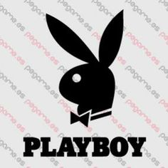 Pegame.es Online Decals Shop  #erotic #rabbit #playboy #vinyl #sticker #pegatina #vinilo #stencil #decal