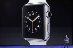 An example of the new Apple Watch. Apple's new wearable device marks the company's first major entry in a new product category since the iPad's debut in 2010.