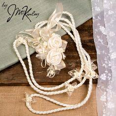 Lazo con cuerda para tu boda #DIY #BodaTotal