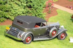 1932 Packard Modelo 906 Twin Six Imagen Vintage Cars, Antique Cars, Cadillac, Cars And Motorcycles, Convertible, Classic Cars, Twins, Aircraft, Trucks