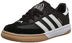 newest cd575 73b97 Black Adidas Performance Samba