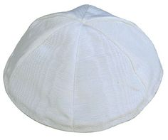 Manufacturers of fine White Moire Kippot and Yarmulkes, White Moire Kipot and Yarmulkas at zion Judaica
