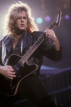 Robbin Crosby....rhythm guitarist ...RIP King. HAPPY BIRTHDAY! He would have been 55 today. (August 4, 1959 – June 6, 2002)