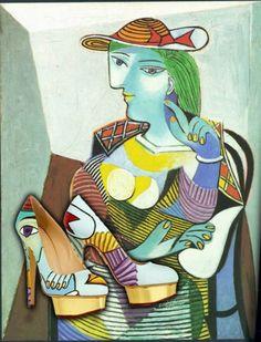 Archie, Picasso, Van Gogh y Pollock a tus pies | SDP Noticias