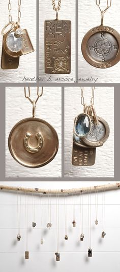 heather b moore jewelry - Google Search
