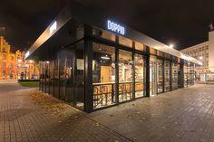 mode:lina architekci | architekt projekty wnętrz poznań | Doppio / Bartkowscy Bakery