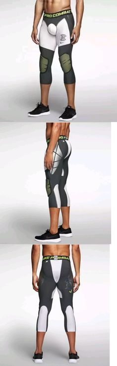 Other Baseball Clothing and Accs 159062: Men S Nike Pro Hyperstrong Baseball Slider Tights Pants 634674 060 3Xl -> BUY IT NOW ONLY: $64.99 on eBay!