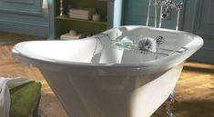 Moi aussi je veux une baignoire à l'ancienne - Le Journal de la Maison