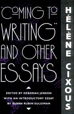 helene cixous the laugh of the medusa essay Amazoncom: the hélène cixous reader (9780415049306): helene cixous in her essay, the laugh of the medusa, cixous uses a weird blend of classic greek myth.