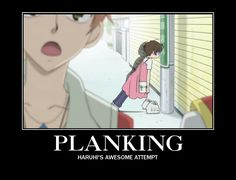 Ouran high school host club Her reaction is totally justified though. Seriously, I would probably do the same thing if I saw people who I needed a break from at my door. Ouran Host Club, Ouran Highschool Host Club, Host Club Anime, High School Host Club, Baka To Test, Kaichou Wa Maid Sama, Another Anime, Comedy, Rich People