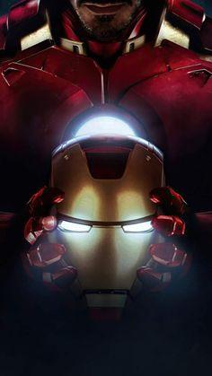 The Iron Man Tony Stark - IPhone Wallpapers