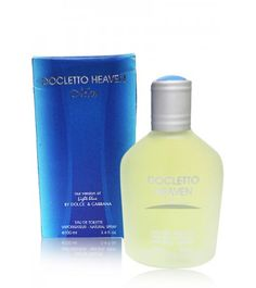 Docletto Heaven Men  Gender: Men  Classic Collection  Type: Natural Spray  Size: 100ml.  Model: MP 1024