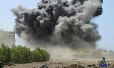 Arab Coalition Destroy Weapons Store for Houthi…