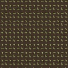 Chocolate Feathers Fabric #fabric