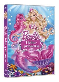 Barbie Helmiprinsessa DVD - TokNet.fi -verkkokauppa 9.95€