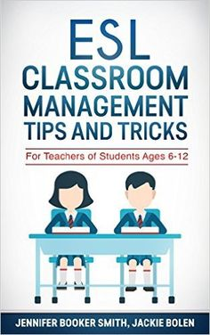 ESL Classroom Management Tips and Tricks: For Teachers of Students Ages by [Smith, Jennifer Booker, Jackie Bolen] Ell Strategies, Teaching Strategies, Classroom Activities, Daycare Curriculum, Vocabulary Activities, Preschool Worksheets, Spanish Activities, Preschool Crafts, Classroom Ideas