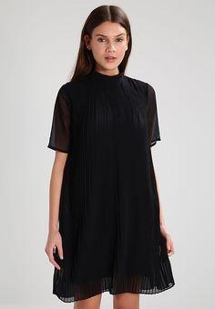 YAS YASPLIS - Sukienka letnia - black - Zalando.pl
