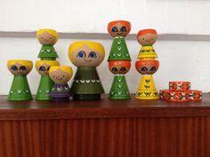 Lyholmer Egg Cups, Danish Design, Candlesticks, Candle Holders, Retro, Home Decor, Homemade Home Decor, Candle Sticks, Candelabra