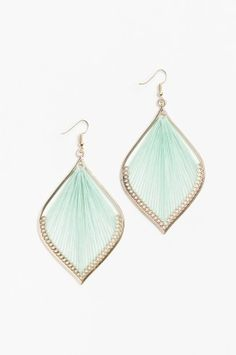 Shop for earrings, studs, hoops and ear cuffs at Ardene. Find sterling silver earrings and large statement earrings with fringe and faux pearls. Blue Earrings, Drop Earrings, Spring Looks, Jewelry Accessories, Jewellery, Jewelry Findings, Jewels, Schmuck, Drop Earring
