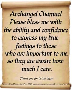 One of 36 prayers, messages and affirmations of trust in the Archangels presented on vintage style parchment scrolls. Spiritual Messages, Spiritual Guidance, Prayers For Healing, Angel Healing, Bible Verses Quotes, Life Quotes, Archangel Prayers, Angel Guide, Novena Prayers