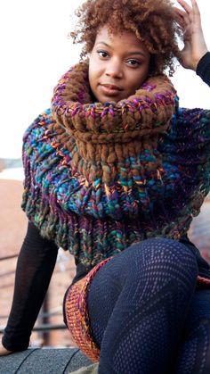 Yarn - The beauty of bulky.