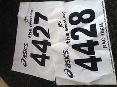 RAC 10km road race.