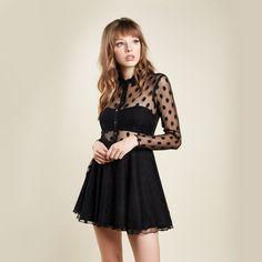 Noir Dress