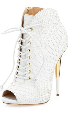 Giuseppe Zanotti ~ 50 Ultra Trendy Designer Shoes For 2014 - Style Estate -