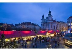 A4 Hahnemuhle PHOTO RAG 308gsm Fine Art Paper (other products available) - Old Town Square at Christmas time and St. Nicholas church, Prague, Czech Republic, Europe - Image supplied by WorldInPrint - #MediaStorehouse - A4 Fine Art Print on 308gsm Paper made in the UK St Nicholas Church, Saint Nicholas, Europe Christmas, Christmas Time, Prague Old Town, Old Town Square, Europe Photos, Prague Czech, Czech Republic