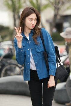 Model, lee sung kyung, and fashion image korean fashion trends, korean street fashion Korean Fashion Summer, Korean Fashion Trends, Korean Street Fashion, Kpop Fashion, Asian Fashion, Girl Fashion, Fashion Outfits, Korea Fashion, Fashion 2020