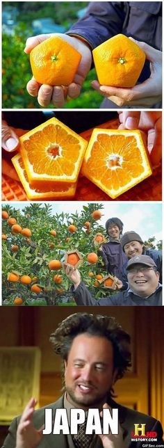 Japan doing strange Fruits since ... ever XD
