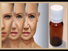 Como Rejuvenescer 10 dias em Cada 1 Com Esse Oleo! Efeito Botox Caseiro Para Rugas - YouTube