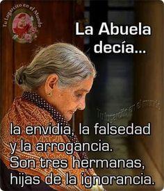 Que verdad Smart Quotes, Great Quotes, Motivational Phrases, Inspirational Quotes, Wisdom Quotes, Me Quotes, Quotes En Espanol, Spanish Quotes, Beautiful Words