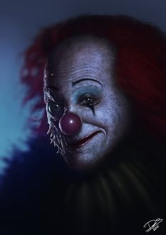 My version of Pennywise by Disse86 on DeviantArt
