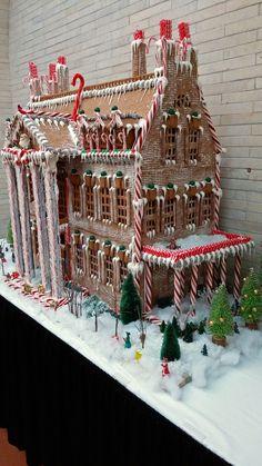 George Eastman Museum Gingerbread Houses All sizes Gingerbread House Designs, Gingerbread Village, Gingerbread Decorations, Christmas Gingerbread House, Merry Christmas, Gingerbread Cookies, Christmas Cookies, Christmas Crafts, Gingerbread Crafts